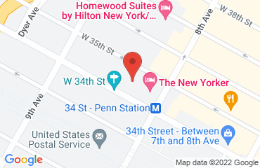 Manhattan Center Hammerstein Ballroom, 311 W 34th St, New York NY 10001, United States