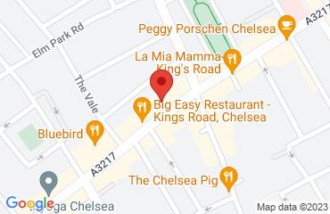 Juju Chelsea, 316-318 King's Rd, London SW3 5UH, United Kingdom