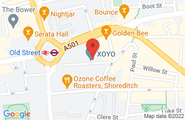XOYO, 32-37 Cowper Street, Shoreditch, London EC2A 4AP, United Kingdom