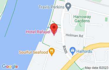 Hotel Rafayel, 34 Lombard Road, London SW113RF, United Kingdom