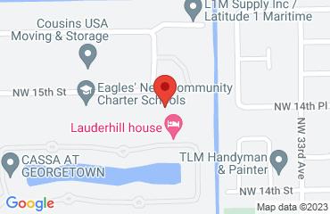 Luxurios banquet hall, 3500 northwest 15th street, Lauderhill 33311, United States