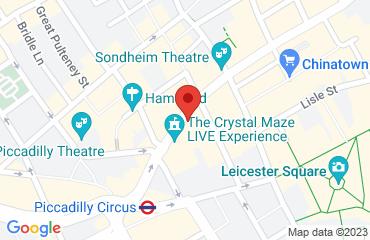Bar Rumba, 36 Shaftesbury Avenue, London W1D 7EP, United Kingdom