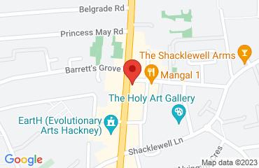 Undr Hackney, 36-44 Stoke Newington Road, Dalston, London N16 7JX, United Kingdom