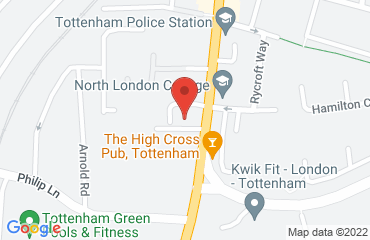 TChances Arts & Music Centre, 399 Tottenham High Road, London N17 6QN, United Kingdom