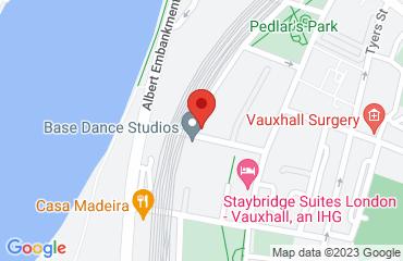 Base Dance Studios, 4 Tinworth Street, Vauxhall, London SE11 5EJ, United Kingdom