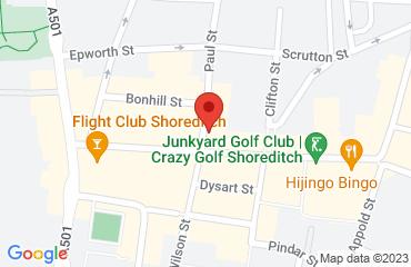 Glitch, 4 paul street, London EC2A 4HJ, United Kingdom