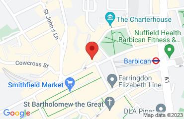 Fluid Bar, 40-42 Charterhouse Road, London EC1M 6JN, United Kingdom