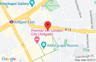 The Castle, 44 Commercial Road, Aldgate, London E1 1LN, United Kingdom