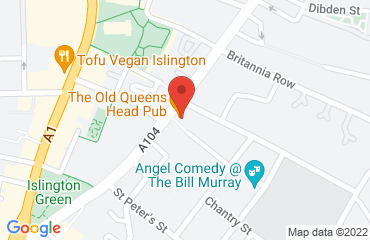 The Old Queens Head, 44 Essex Road, London N1 8LN, United Kingdom
