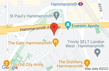 Eventim Apollo London, 45 Queen Caroline Street, London W6 9QH, United Kingdom