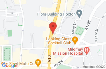 Rolling Stock, 48 Kingsland Road, Shoreditch, London e2 8dn, United Kingdom