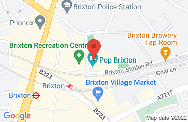 Impact Hub Brixton, 49 Brixton Station Road, London SW9 8PQ, United Kingdom