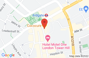 Cococure, 5 Minories, London EC3N 1BJ, United Kingdom