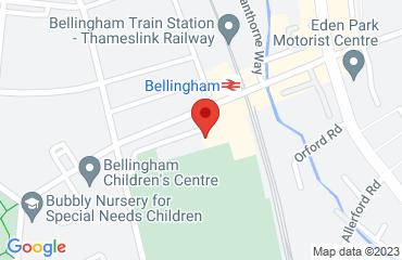 Bellingham Leisure Centre, 5 Randlesdown Road, London SE6 3BT, United Kingdom