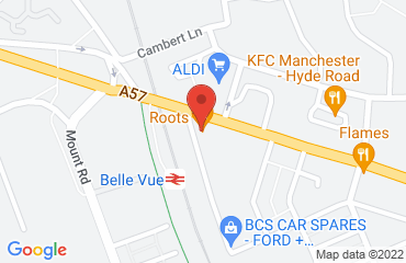 The Roots Bar, 518 Hyde Road, Manchester M18 7AA, United Kingdom