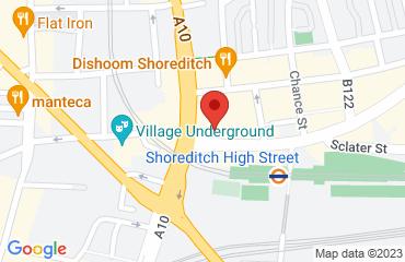 Concrete, 56 Shoreditch High Street, London E1 6JJ, United Kingdom