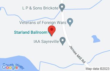 Starland Ballroom, 570 Jernee Mill Rd, New Jersey 08872, United States
