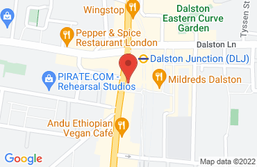 The Rocksteady, 574 Kingsland Road, London E8 4AP, United Kingdom