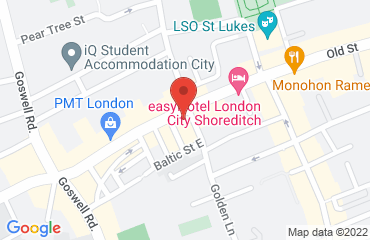 Nomad, 58 Old Street, London EC1V 9AJ, United Kingdom