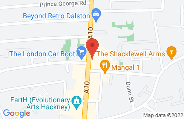 The Moustache Bar, 58 Stoke Newington Road, London N16 7XB, United Kingdom