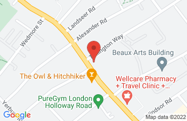 Nambucca, 596 Holloway Road, London N7 6LB, United Kingdom