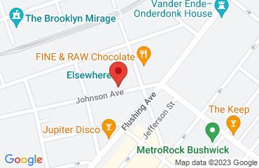 Elsewhere, 599 Johnson Ave #1, New York 11237, United States