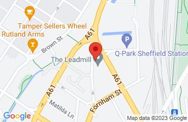 The Leadmill, 6 Leadmill Road, Sheffield S1 4SE, United Kingdom