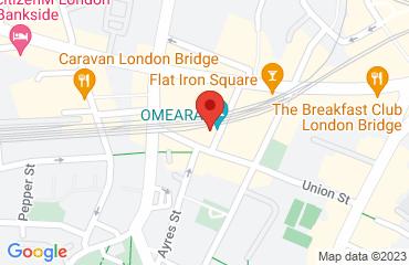 Flat Iron Square, 6 O'Meara St, London SE1 1TE, United Kingdom