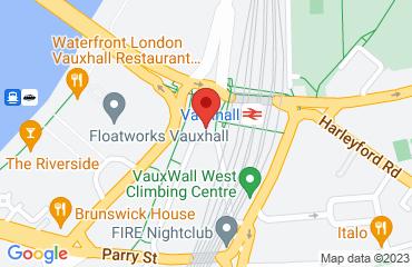 Vauxhall Comedy Club, 6 S Lambeth Place, Vauxhall, London SW8 1SP, United Kingdom