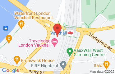 Vauxhall Street Food Garden, 6 South Lambeth Place, London SW8 1SP, United Kingdom