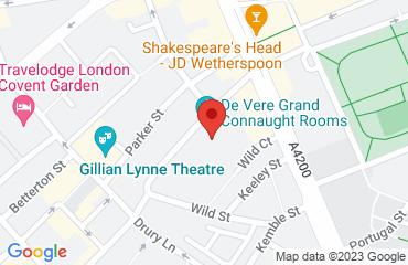 Sway, 61-65 Grt Queens Street, London WC2B 5BZ, United Kingdom