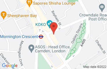 Favela, 65 Crowndale Road, London NW1 1TN, United Kingdom
