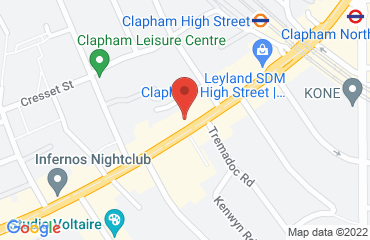 Aquum, 68-70 Clapham High Street, London SW4 7UL, United Kingdom