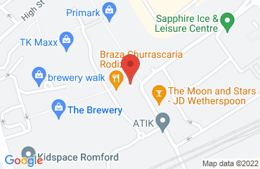 Project, 72 - 74 South Street, Romford RM1 1RX, United Kingdom