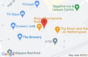 PROJECT ROMFORD, 72-74 SOUTH STREET, ROMFORD RM1 1RX, United Kingdom