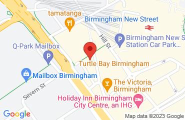 Bantu (Formerly Nakira), 74 John Bright Street, Birmingham B1 1BN, United Kingdom