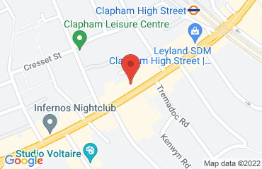 Lotus Bar, 76 Clapham High Street, London SW4 7UL, United Kingdom