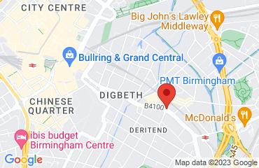 O2  Institute Birmingham, 78 Digbeth High Street, Birmingham B5 6DY, United Kingdom