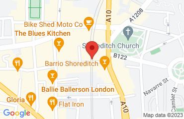CARGO, 83 Rivington Street  , London  EC2A 3AY , United Kingdom