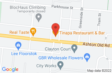 Tinapa Bar, 853 Ashton Old Road, Manchester M112NL, United Kingdom