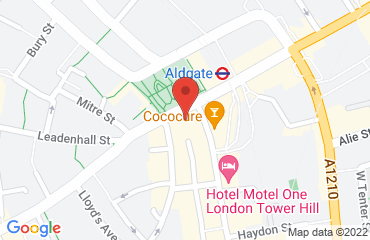 Tunnel, 87-89 Aldgate High Street, London EC3N 2ER, United Kingdom