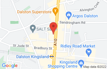 Dalston Den, 89A Kingsland High St., Dalston, London E8 2PB, United Kingdom