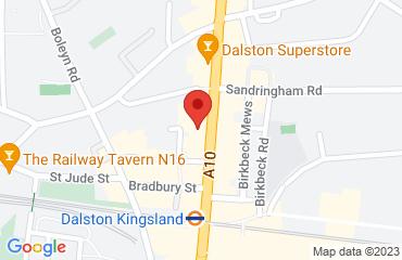 The 91 Club, 91 Kingsland High Street, London E8 2PB, United Kingdom