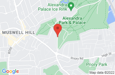Alexandra Palace, Alexandra Palace Way, London N22 7AY, United Kingdom