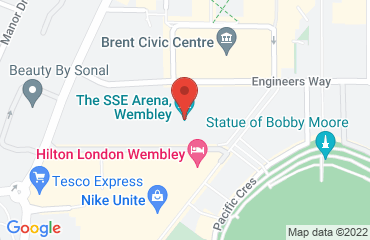 The SSE Arena, Arena Square, Engineers Way, London HA9 0AA, United Kingdom
