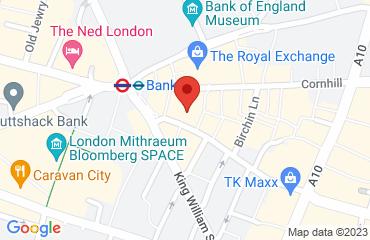 Banking Hall, Banking Hall 14, Cornhill, London EC3V 3ND, United Kingdom