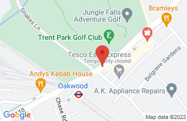 Trent Park Country Club, Bramley Road, London N14 4UW, United Kingdom