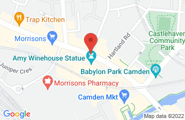 Fest Camden, Chalk Farm Road, London NW1 8AH, United Kingdom