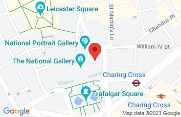 Galaxy Bus, Charing Cross,, London WC2N 5DN, United Kingdom