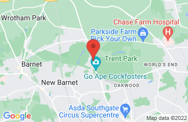 Trent Park, Cockfosters Road, Enfield EN4 0PS, United Kingdom